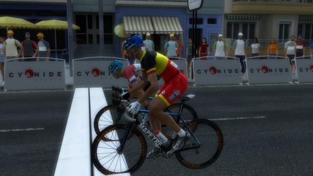Quatuor UCI - Annonce 642012PCM0008
