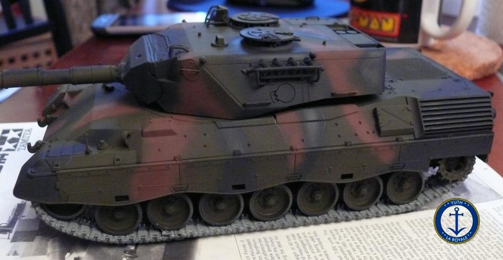 Bundeswehr Leopard 1 A4 642350leoparda433