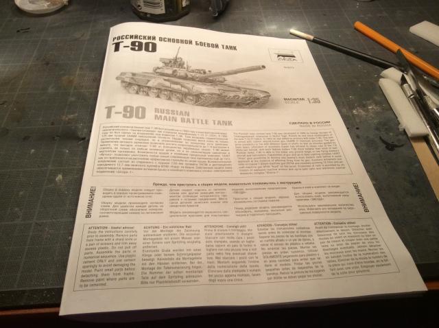 T90 Zvezda 1/35 642765IMG0191