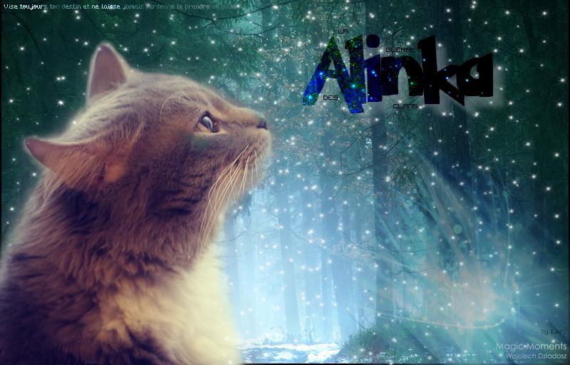 Alinka, la Guerre des Clans