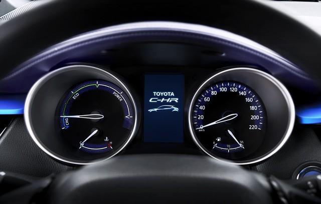 Toyota Révèle Les Tarifs Du C-HR 6431432016CHR13