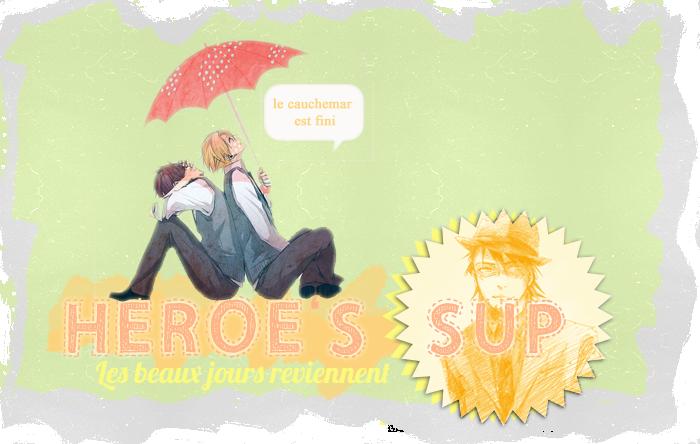 Heroe's SUP
