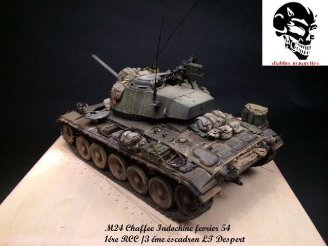 M24 Chaffee light tank, AFV Club 1/35 - Page 3 643740IMG3652
