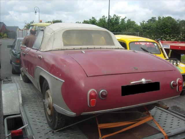 Viking Club 2CV 15éme Rencontre 2012 Domjean (Manche 50420) 644379Jun21636