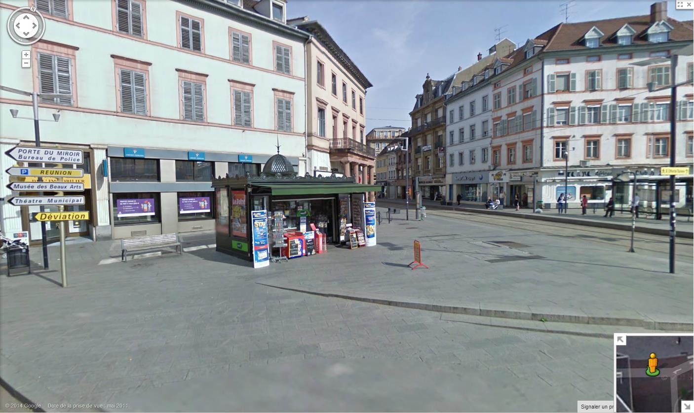 Les colonnes Morris en France 644624colonnemorrisMulhouse2