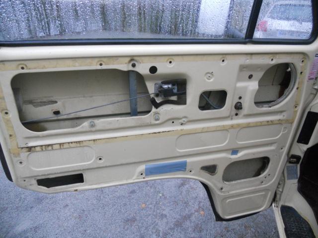 VW T3 Westfalia 1982, ensemble Clarion, montage et installation mise à jour du 19/08 6447791demontage3