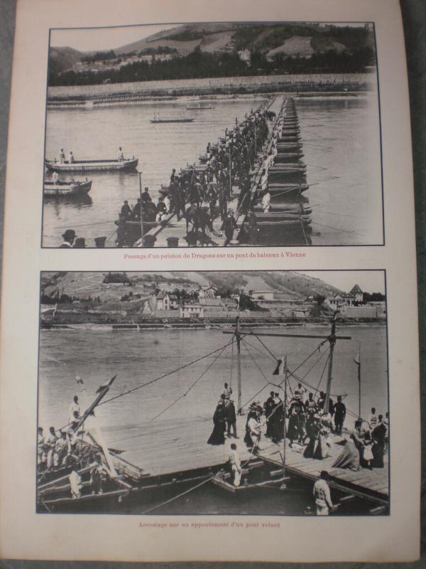 Livret photos 1905 4ème Régiment de Génie Grenoble (DERNIÈRE BAISSE DE PRIX)-ESC 3 645508P5132059