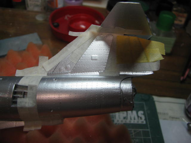 DUO: F-104N (NASA) + F-104G (BAF) Hazegawa 1/48  - Page 2 646080IMG6343