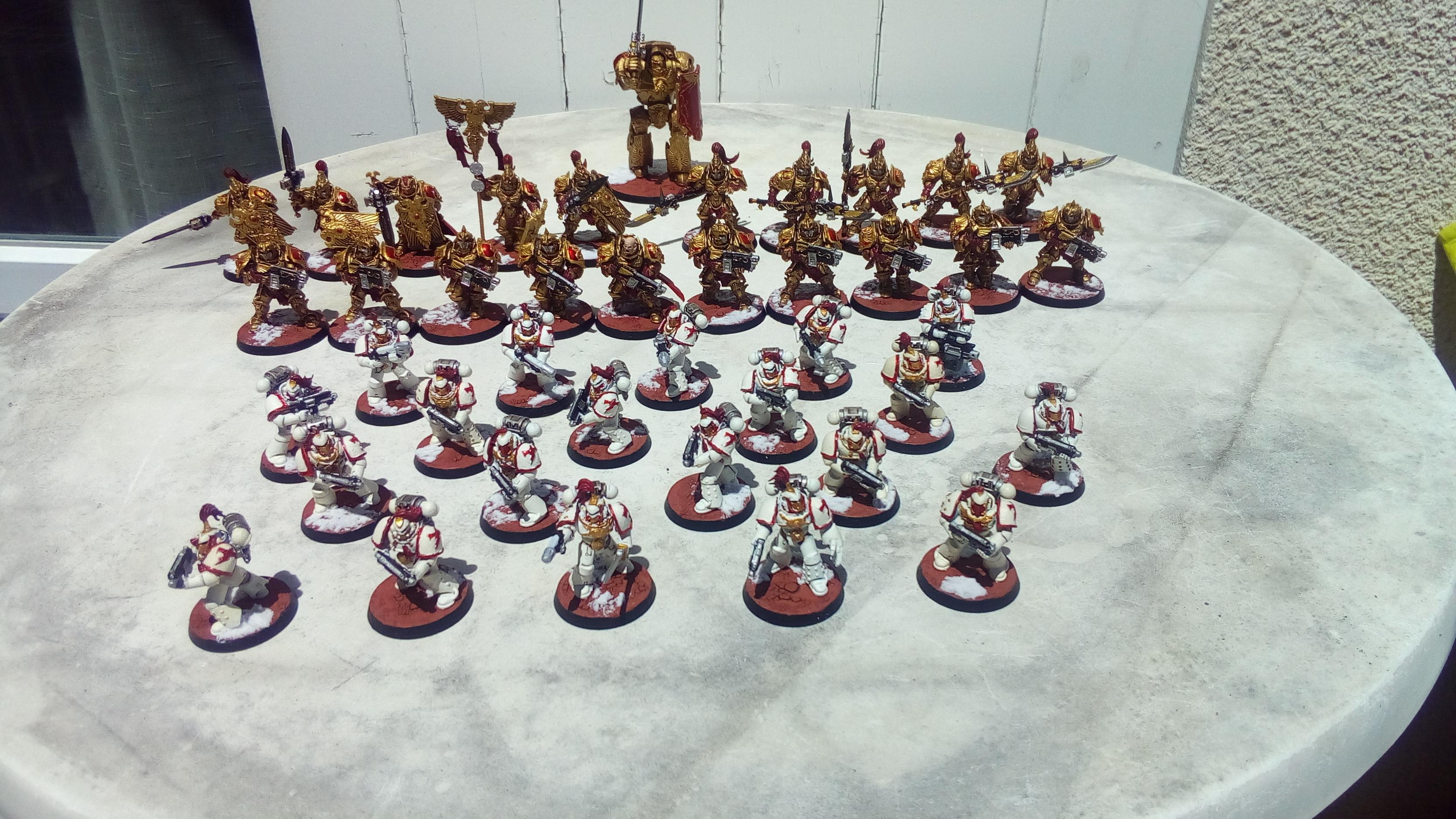 Les Armées de Nico. (Battle & 40K) 646144491