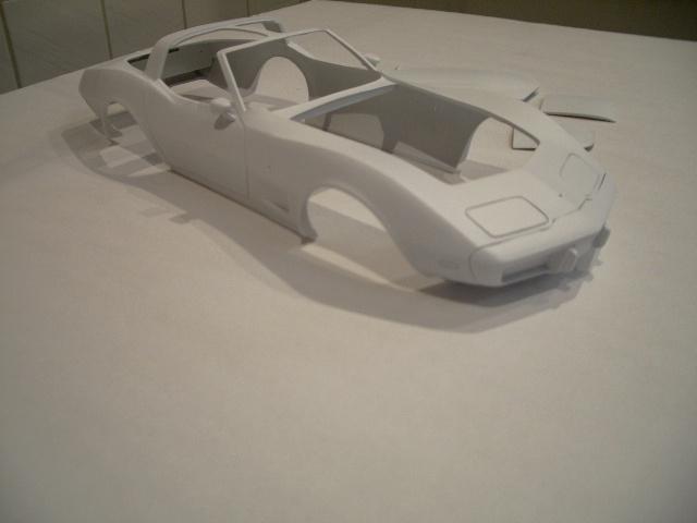 chevrolet corvette 25 th anniversary de 1978 au 1/16 - Page 2 646606IMGP8839