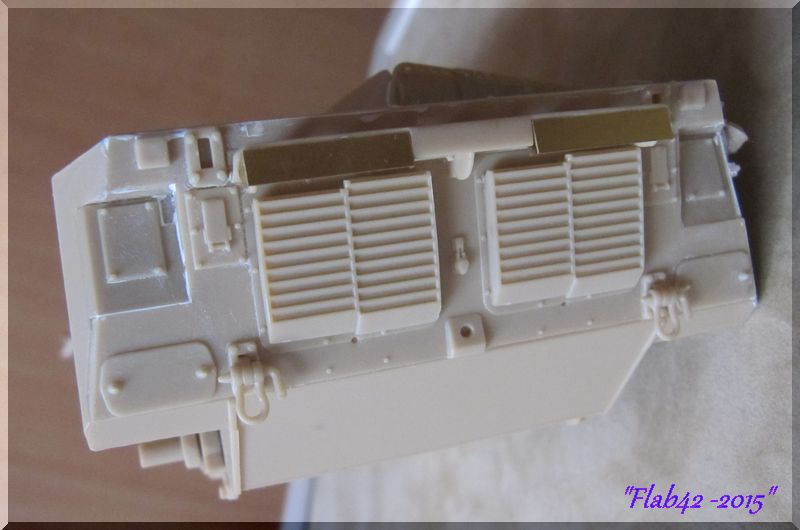 AMX 10 RCR - Tiger Model - 1/35ème - Page 2 647086tourelle6