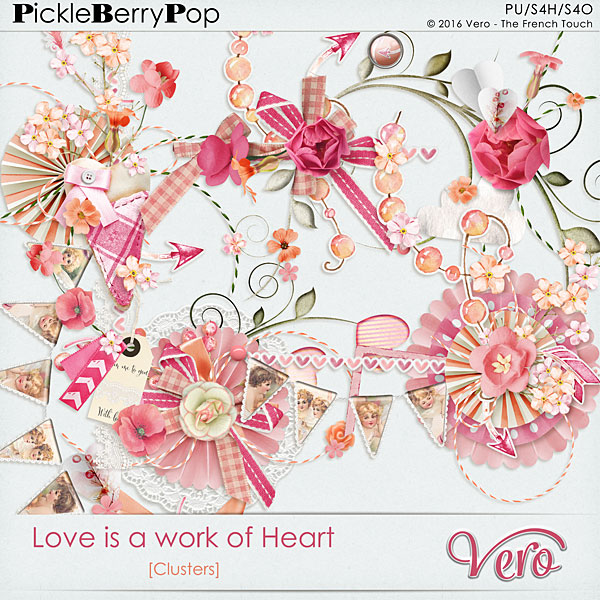 Véro - MAJ 02/03/17 - Spring has sprung ...  - $1 per pack  - Page 10 647214Veroloveisaworkofheartclusterspv