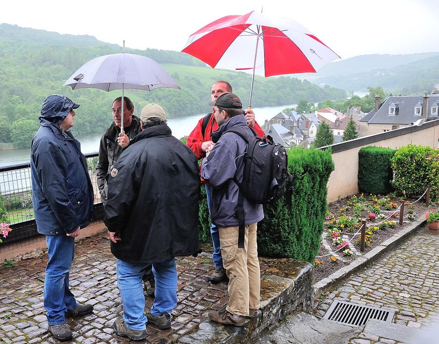 16 juin 2012:Sortie Château de Malbrouck et de Sierck, point de vue au Stromberg - photos d'ambiance 648917CRI3326