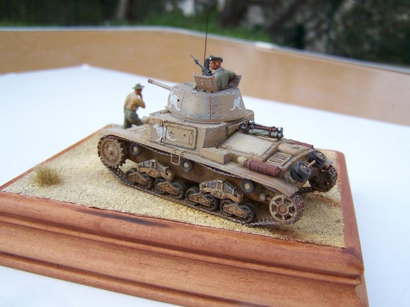 Char moyen M13/40 Tobrouk 1941 6489311005592