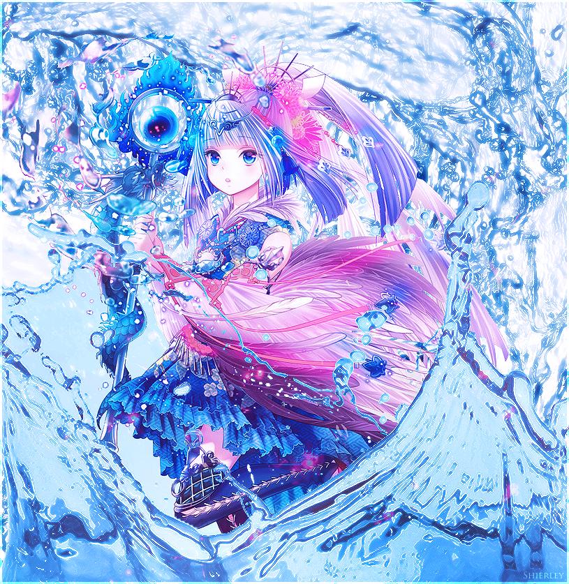[Orange et +] Daughter of Water 650098Water