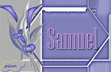 Nombres con S - Página 2 650337Samuel