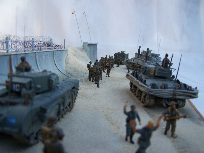 """Juno Beach"" 06.06.1944 Le Fort Garry Horse débarque... 6511331007491"