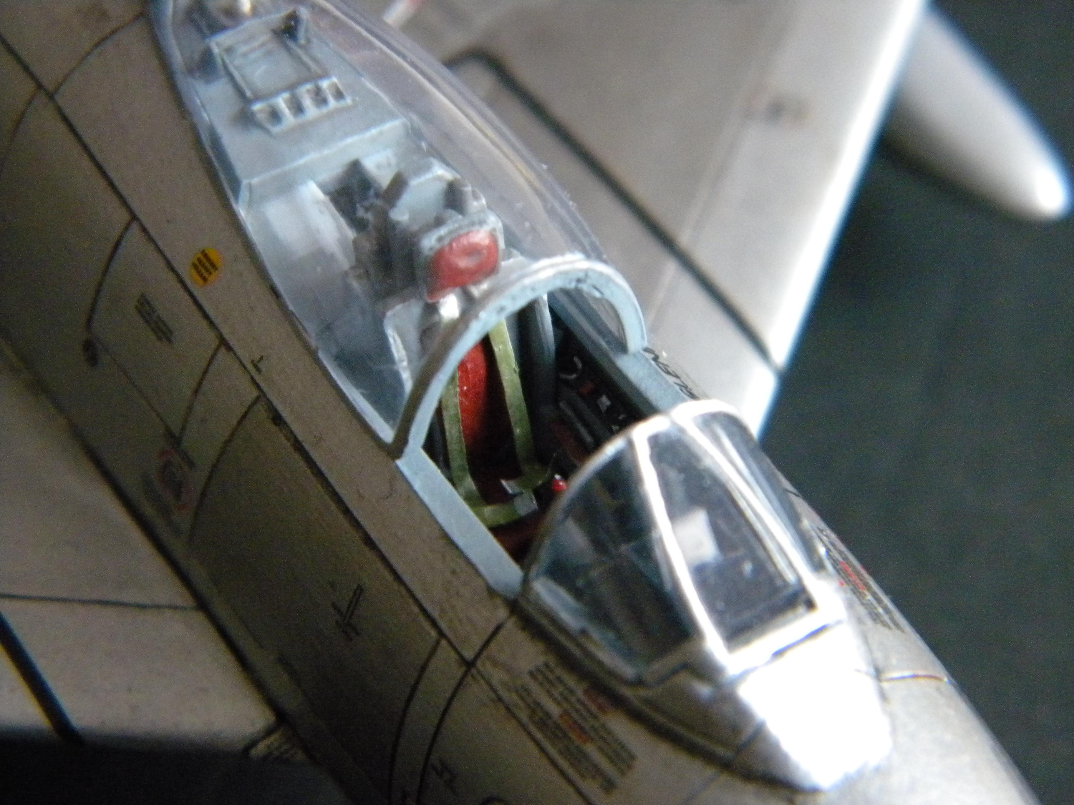 "[Airfix] F-86F Maj. John Glenn ""Mig Mad Marine"" 651282DSCN9691"