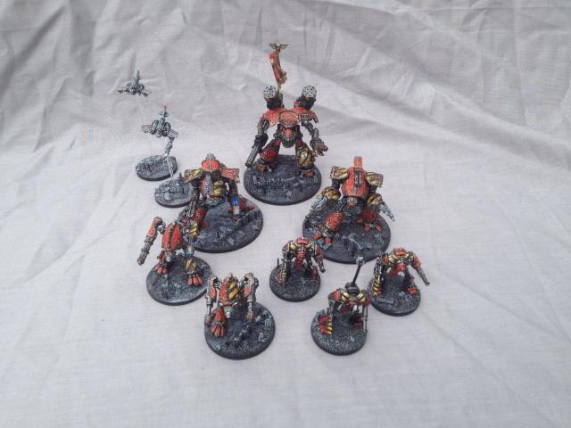 [Epic] Tyranides et Legion Titanique 651547IMG3618