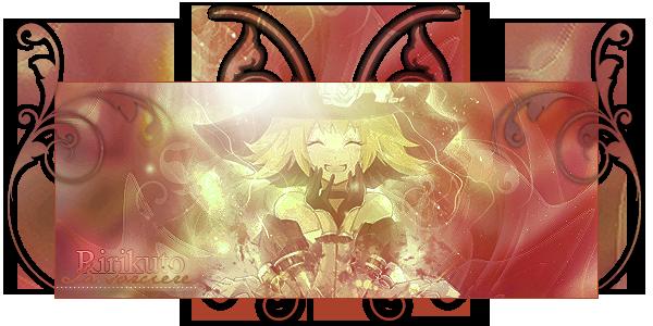 [Tuto~signature~facile] Gumi - For my soul 652106Ririkutolasorcirecadre