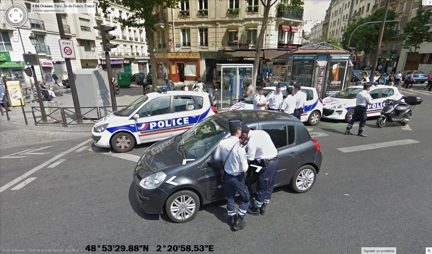STREET VIEW : la Police en action - Page 2 652189controlepolice