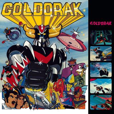 33 T Goldorak par Lionel LEROY - Sortie 2018 652739Goldorak