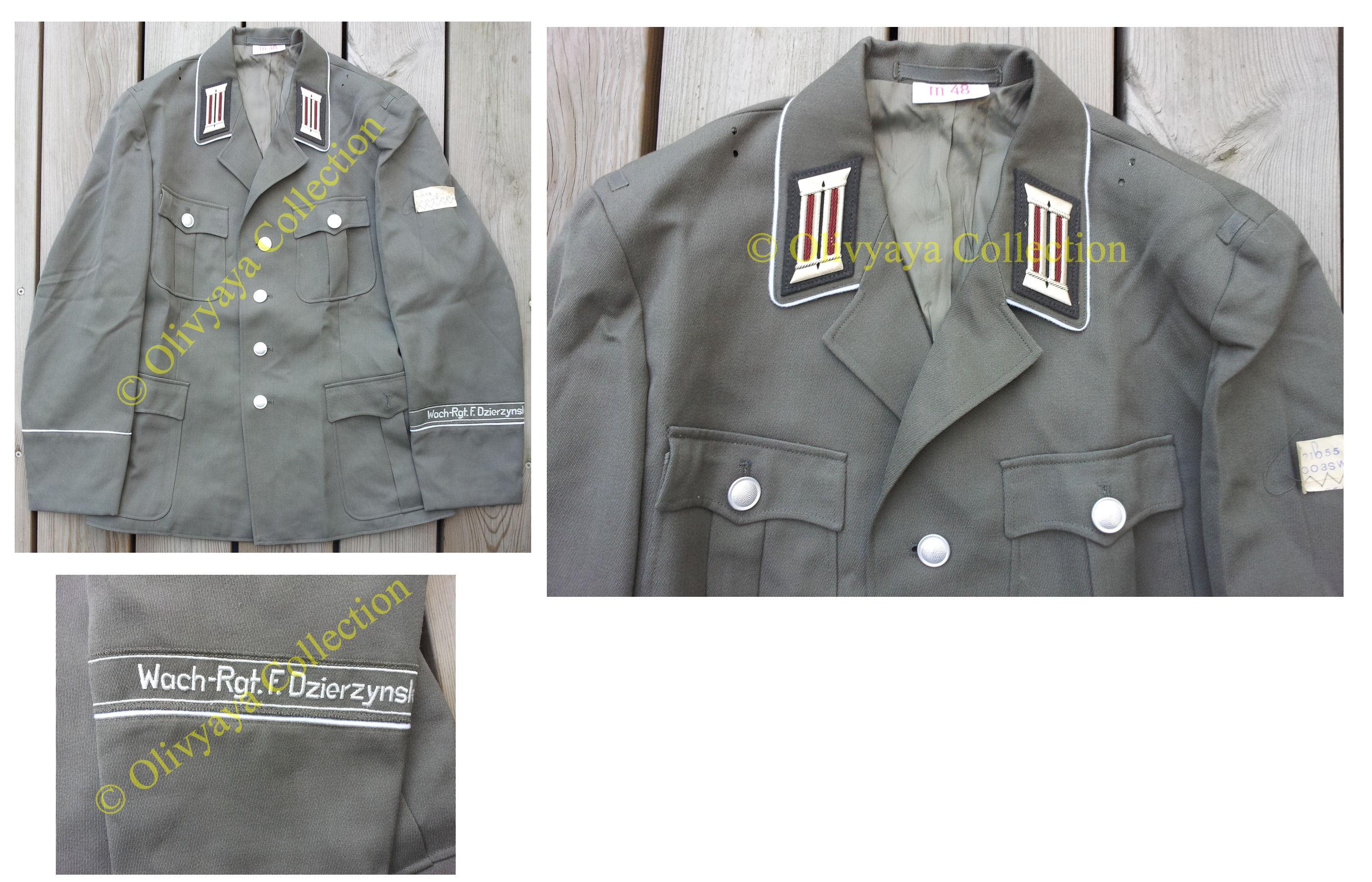 [VENDUE] Veste Wach-Regiment F. Dzierzynski 652960VesteDzierjynsky2