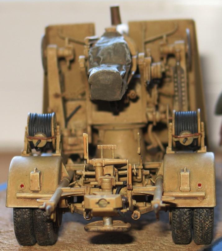 Flak18 88mm  AFV Club 1/35 653040modles125024