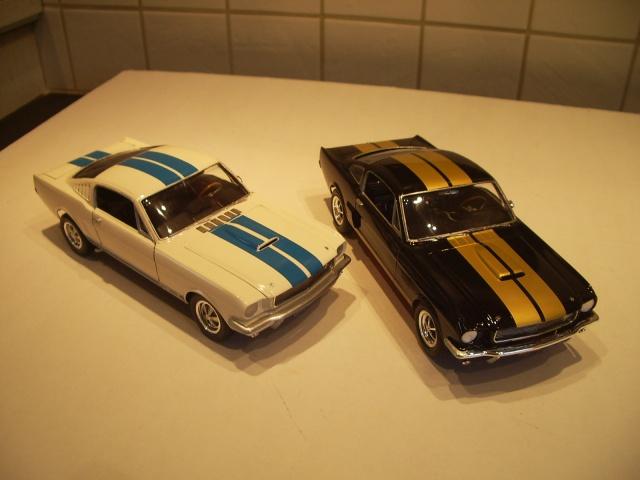 mustang shelby 350 GT 1965  kit monogram 1/24 . 653341IMGP3075