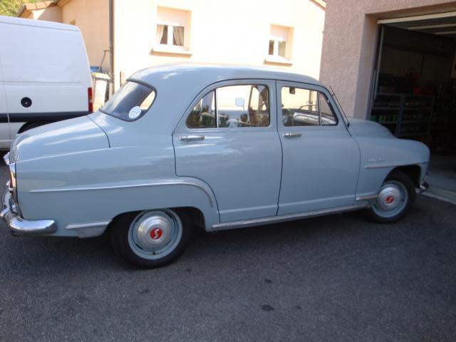 ARONDE 1957 à l'ardèchoise   653733DSC02103