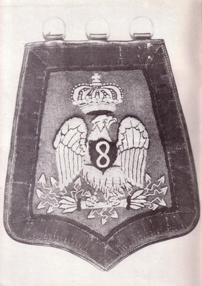 L'épopée Napoléonienne du 8 ème Régiment de Hussards  654358Historique8RHN04