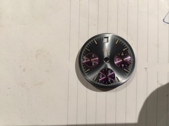 Breitling - Concordance cadran breitling chronomat et réhau tachymétrique  654360IMG0227
