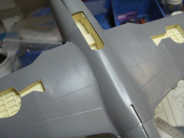 Ryan XF2R-1 Dark Shark Czech Model 1/48.....Terminé! 654507IMG8888