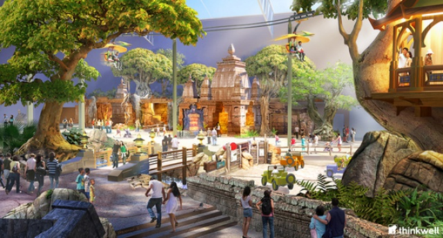 (Chine) Jurassic Dream Theme Park (2014)  654622JD2