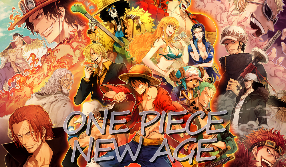 One Piece New Age