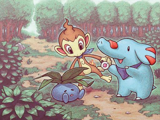Pokémon Donjon Mystère 65553062p