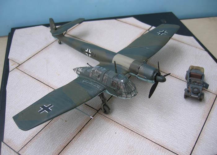 [Airfix) Blohm Voss 141 655607BV14101