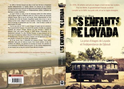 Prise d'otages Loyada Djibouti 3 Février 1976  656049loyada