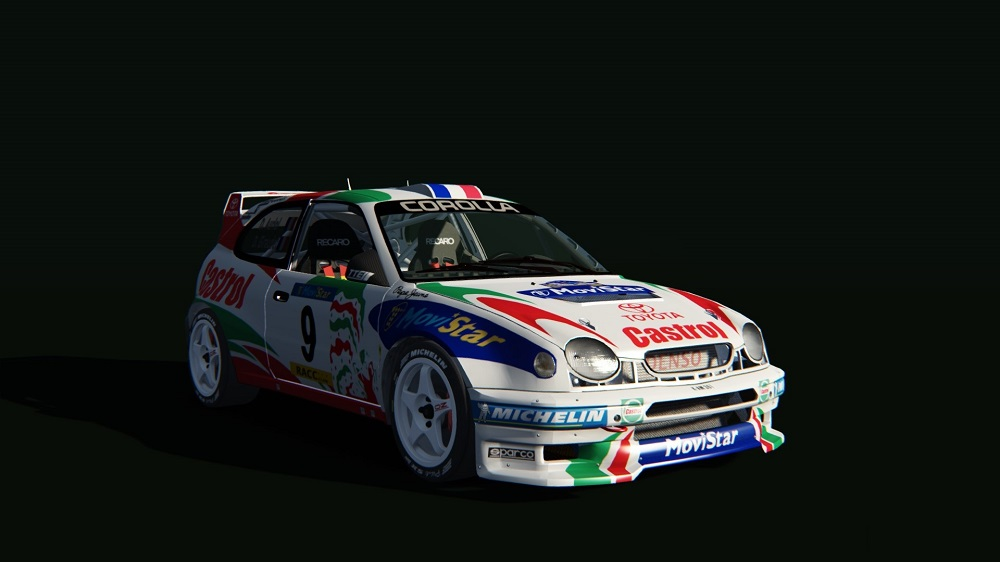 Toyota Corolla WRC 656125preview