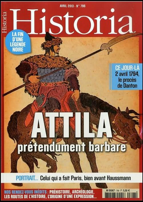 News magazines divers : Revues de presse 656802Historia796