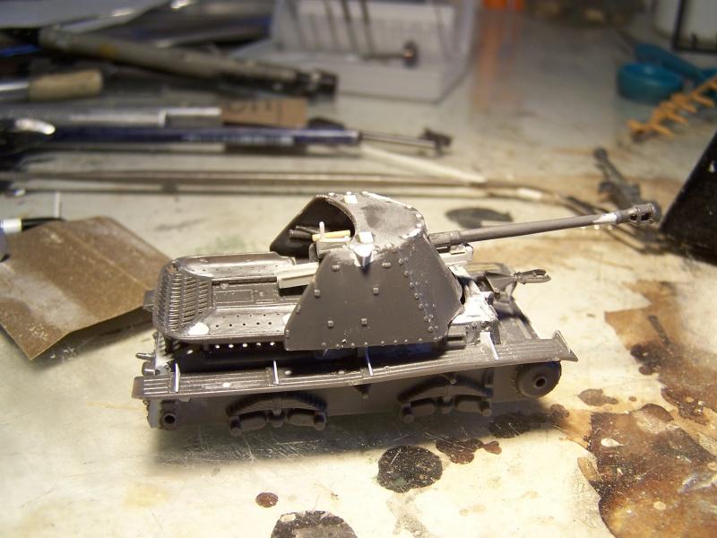 (Esci) Marder 3 panzerjager 6569741005442
