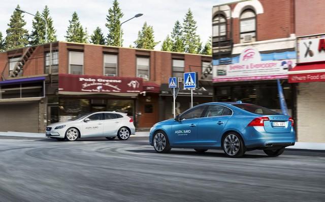 Bientôt un futur sans accident pour Volvo Cars grâce à l'ouverture du centre d'essais AstaZero 657433AstaZeroCityArea