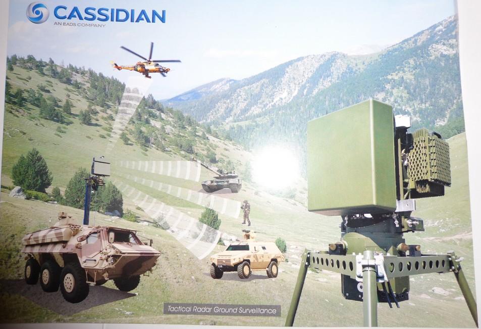 رادرات لمراقبة الحدود ستصنع في الجزائر بالشراكة مع ألمانيا   - صفحة 2 65823120120709113705