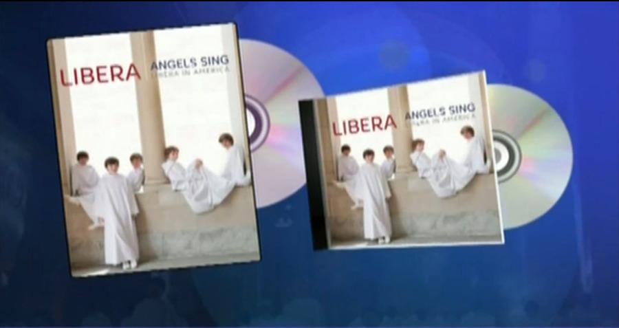 "[CD/DVD] ""Angels Sing - Libera in America"" 658231AgelsSingLiberainAmericaWnedcover"