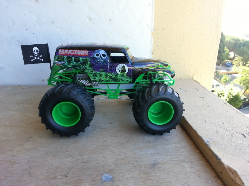 Grave Digger. 65856020160610092252