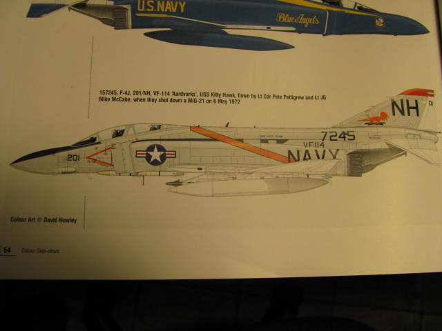 Résurrection Phantom F-4J 1/48 Esci 659423IMG6748