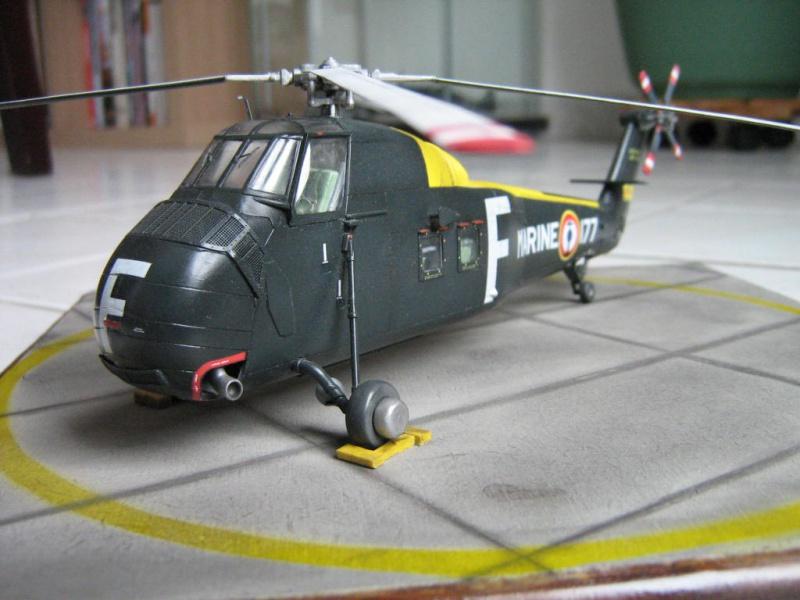 Sikorsky Sud-Aviation HSS-1 [Hobby Boss 1/72] 659657Photo096
