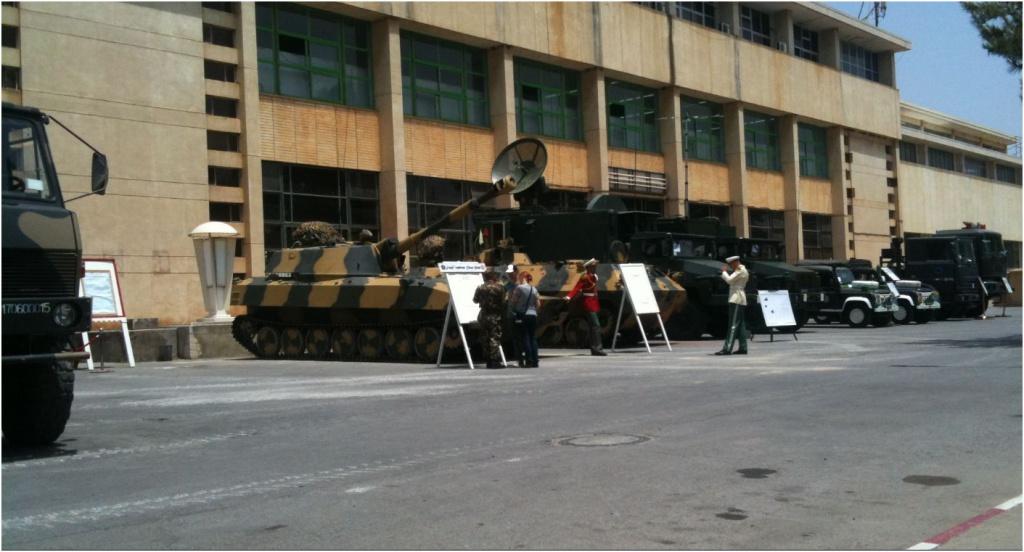 معرض الجيش الوطني الشعبي +الصناعة العسكرية الجزائرية -متجدد - صفحة 2 659876azazaza