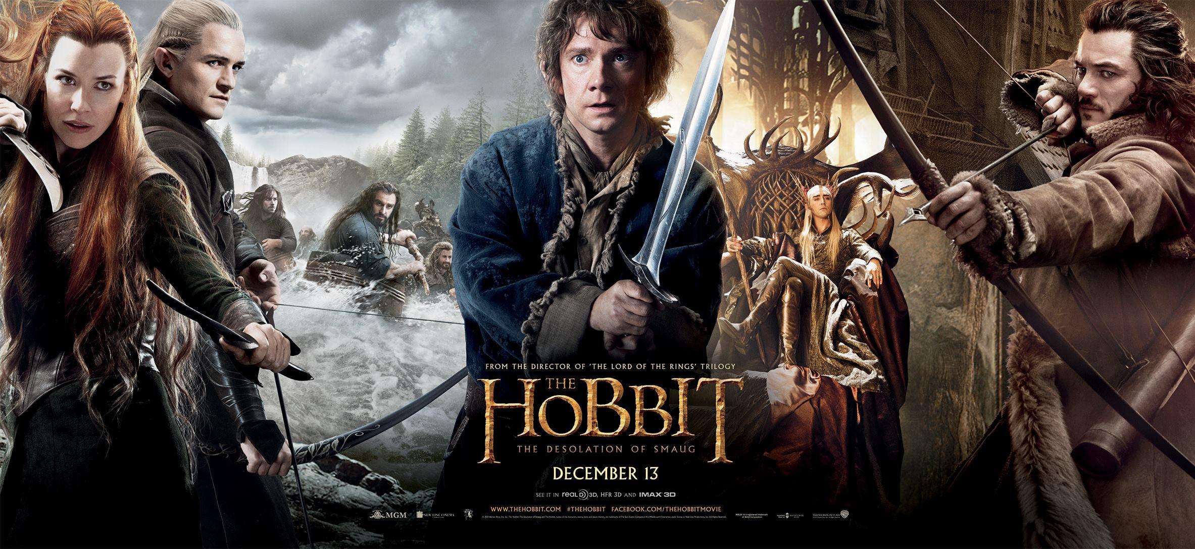 Le Seigneur des Anneaux / The Hobbit #3 661336Affiche50