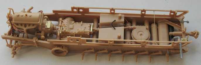 Sd.Kfz 6  Trumpeter 1/35 661598modles124002